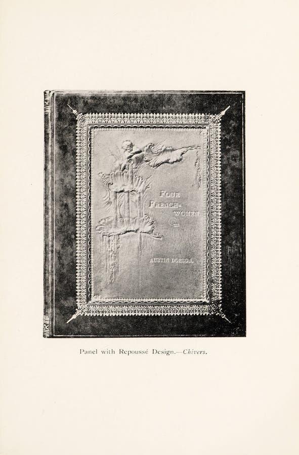 Иллюстрация Bookbinding стоковые фотографии rf