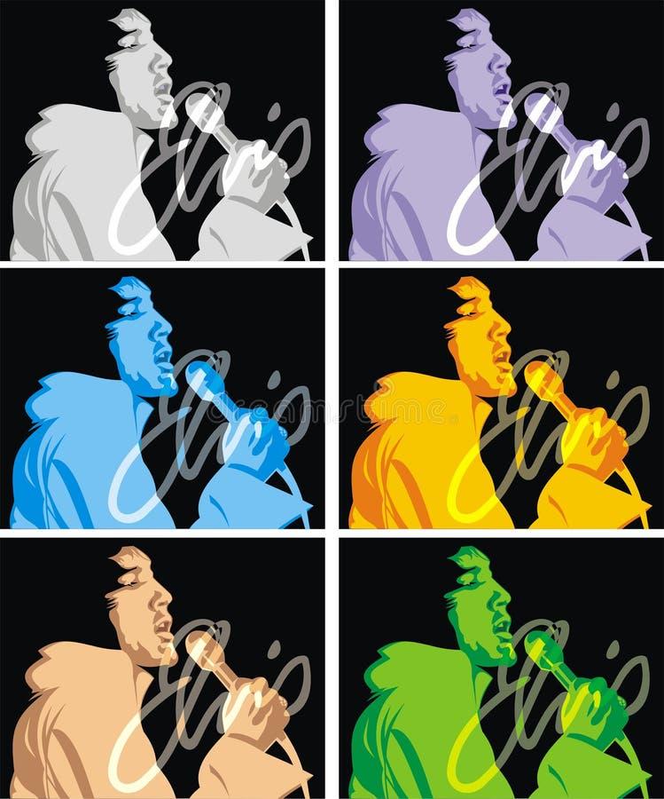 иллюстрация rockstar иллюстрация штока