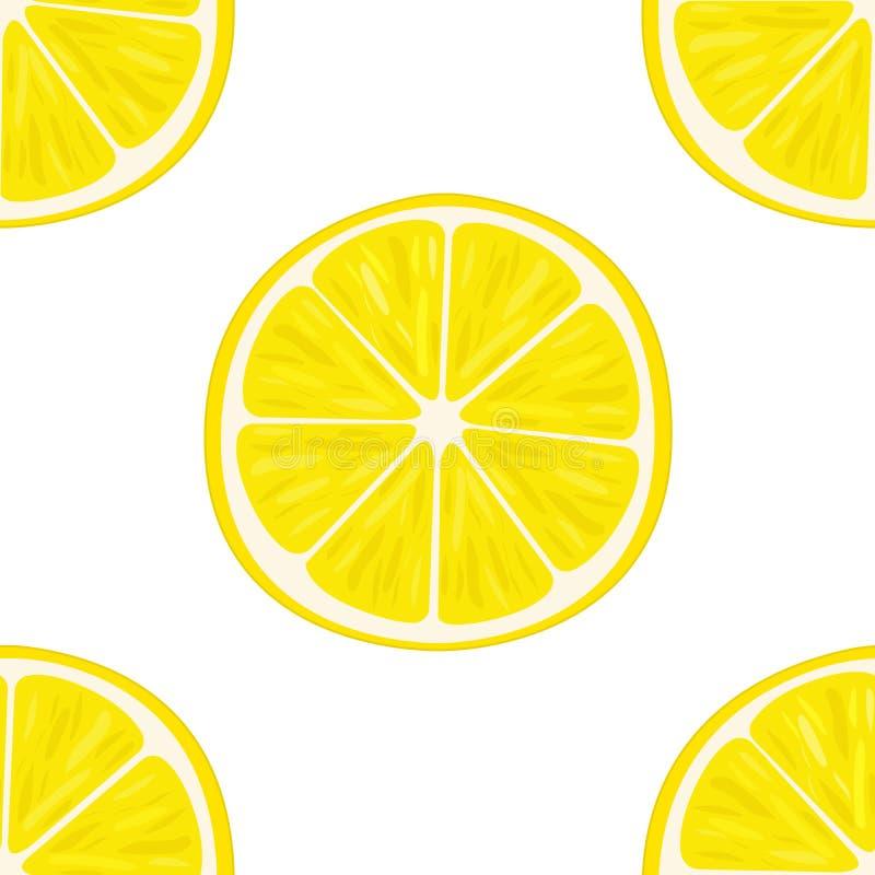 лимон изолированный предпосылкой отрезает белизну Картина иллюстрация штока