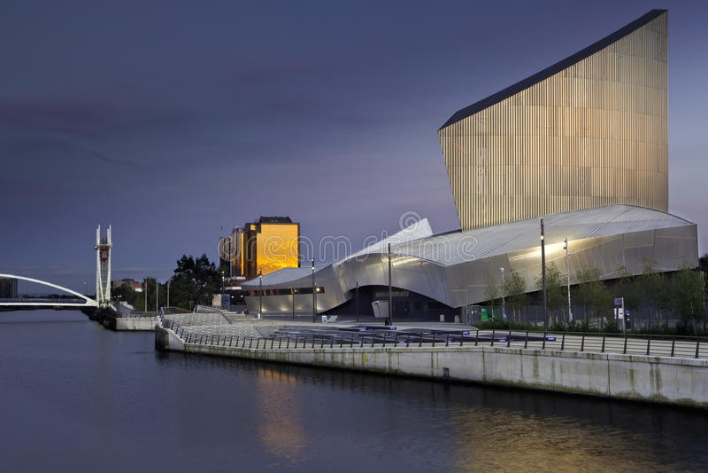 Имперский музей войны - северный стоковое изображение