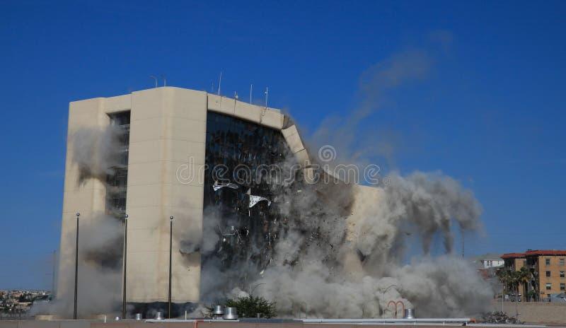 Имплозия стоковое фото rf