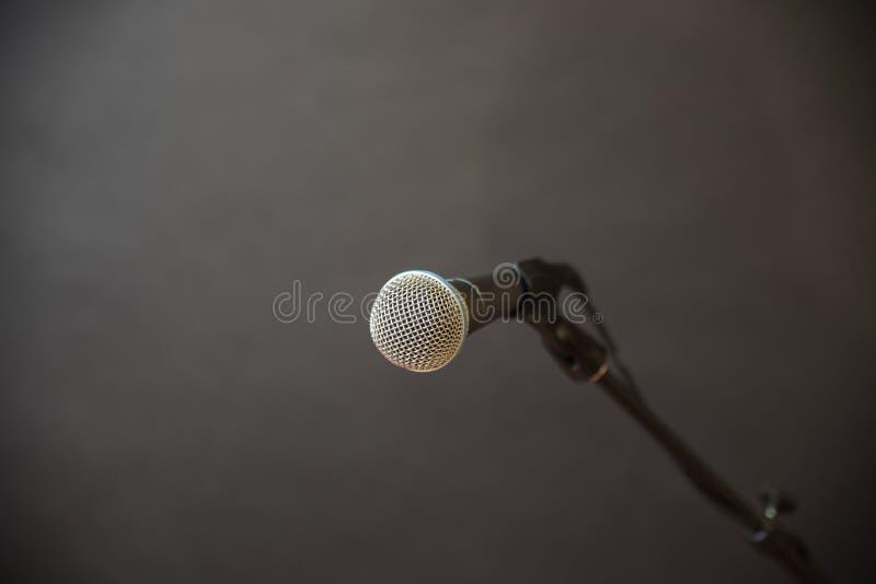 динамический микрофон стоковые изображения