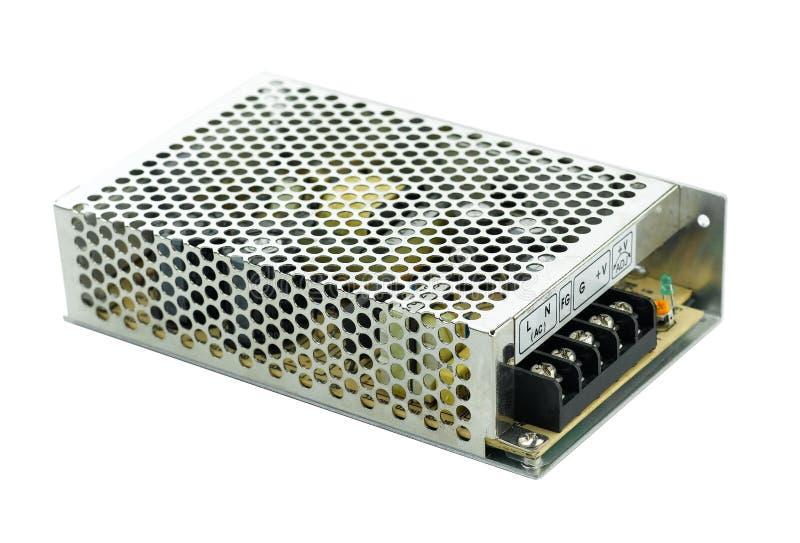 инвертор коробки электрический стоковая фотография