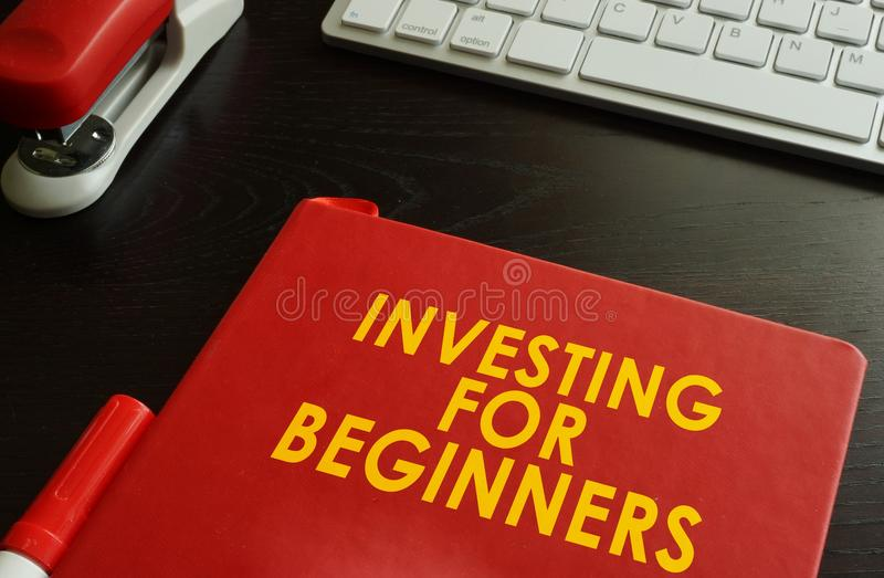 Инвестировать для Beginners стоковые изображения