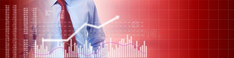 Инвестировать фондовой биржи стоковые фотографии rf