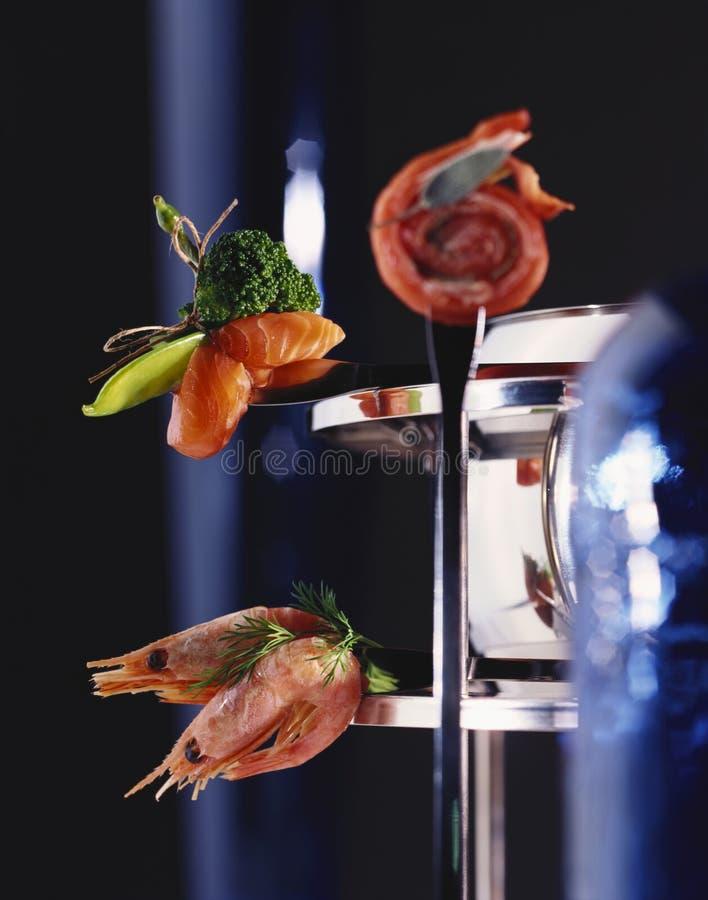 ингридиенты fondue стоковые изображения