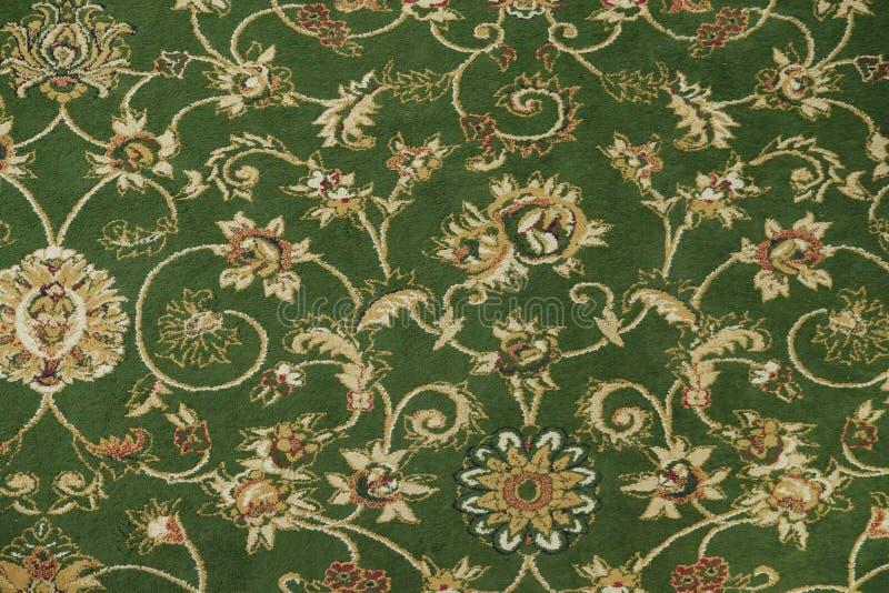 Индийская предпосылка картины ткани шелка красочная handmade античная стоковое изображение