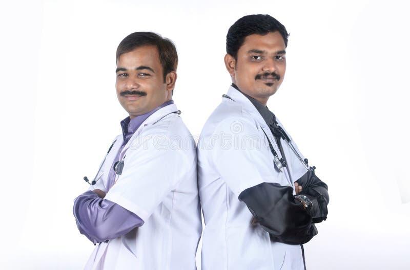 Индийские доктора стоковые изображения