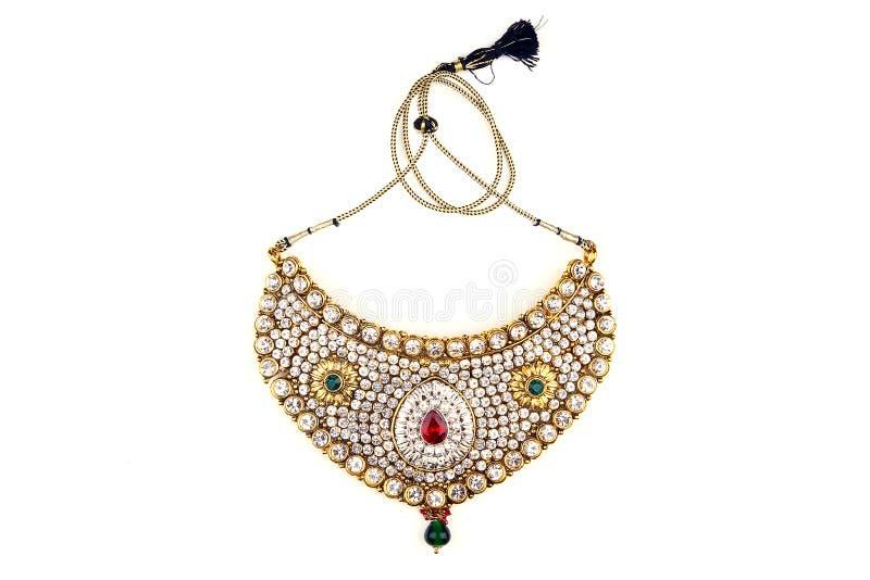 Индийские ювелирные изделия стоковое изображение rf