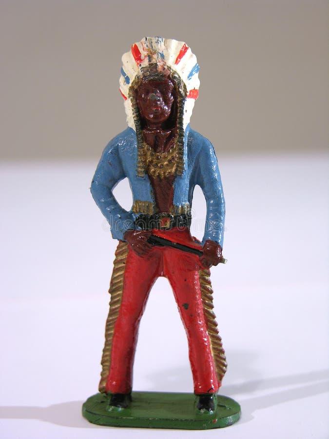 индийский стоящий ратник Стоковое Изображение RF