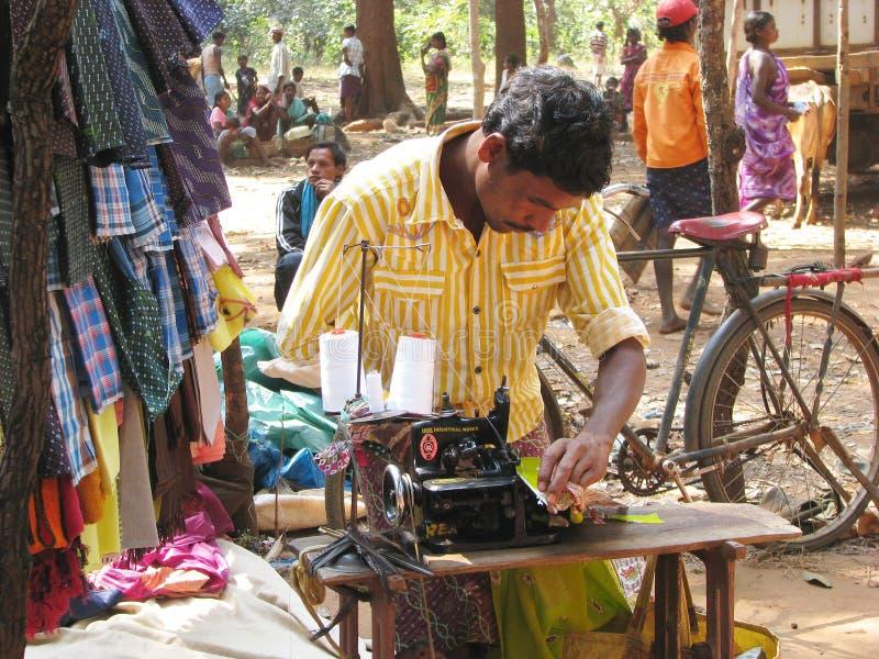 индийский taylor соплеменный стоковые фотографии rf