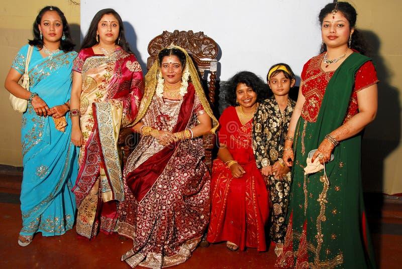 индийское замужество стоковые фотографии rf