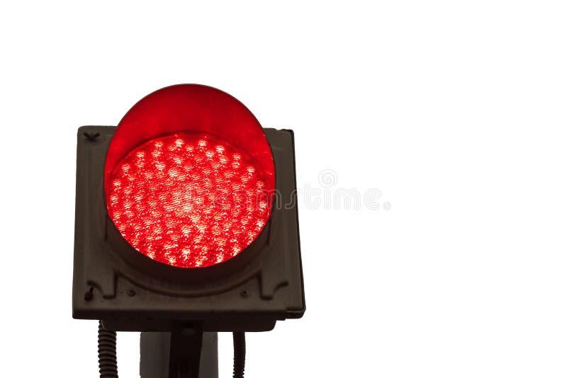 Индикатор светофора на белом фоне изолировать стоковые фото