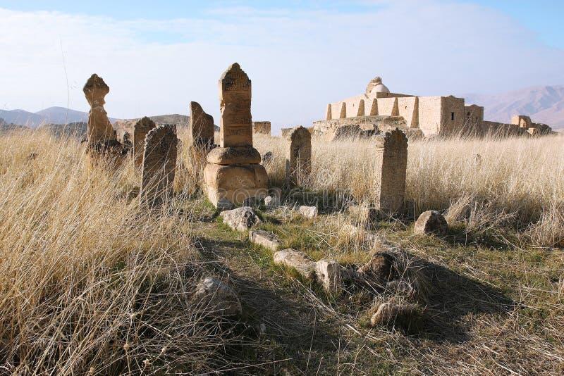 индюк городка стародедовского восточного hasankeyf старый стоковое изображение rf