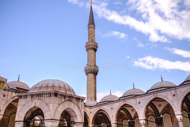 индюк султана мечети ahmed istanbul стоковые фотографии rf