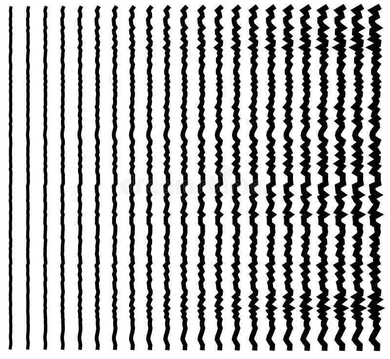 Download линии сложной формы Комплект 22 передернул линии от тонкого к толщиной Иллюстрация вектора - иллюстрации насчитывающей геометрическо, monochrome: 81800265