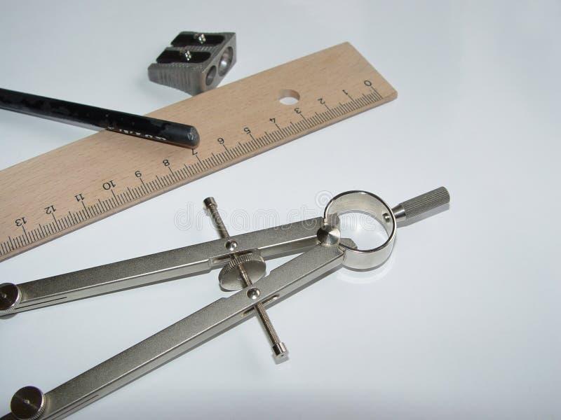инструменты офиса Стоковые Фото
