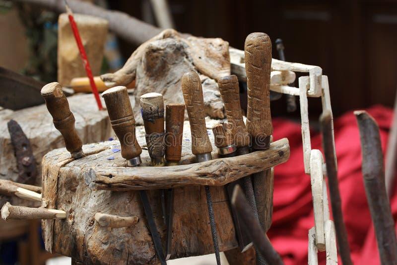 инструменты плотника стоковые фотографии rf