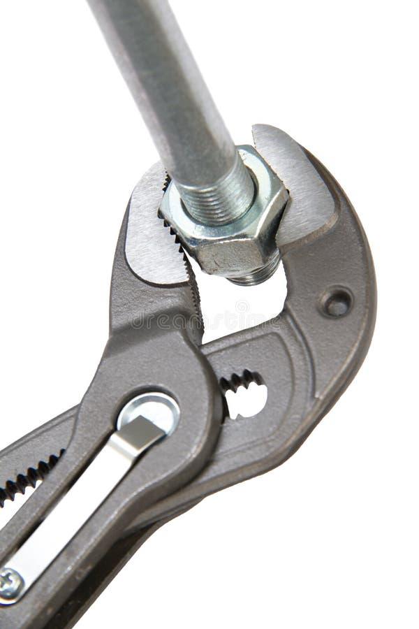 инструменты руководства locksmith стоковое фото