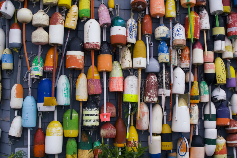 инструменты рыболовства стоковая фотография rf