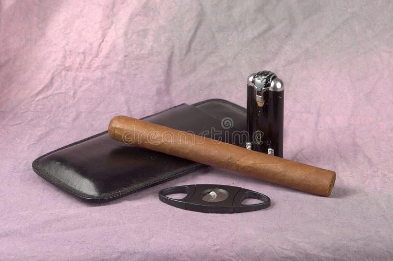 инструменты сигары Стоковые Фотографии RF