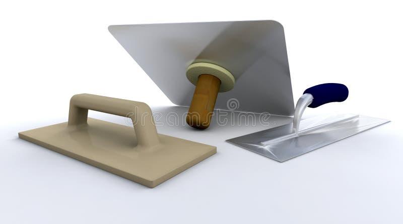 инструменты штукатуров