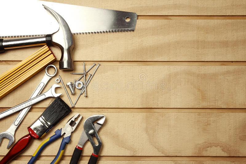 Инструменты стоковые изображения