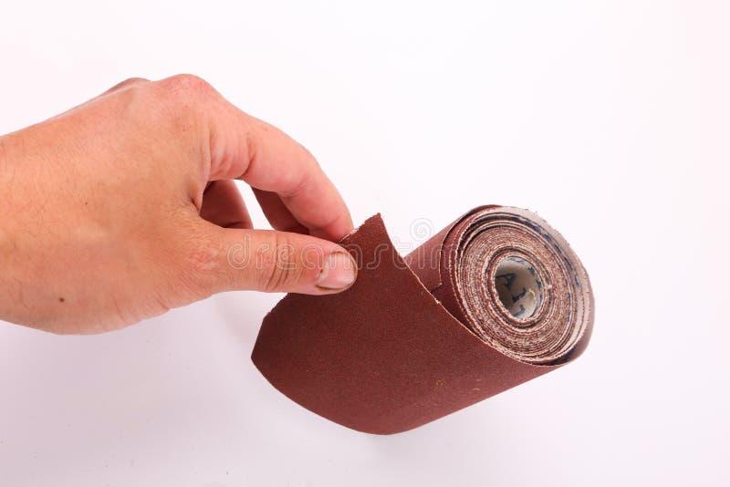 Инструмент владением руки стоковое фото rf