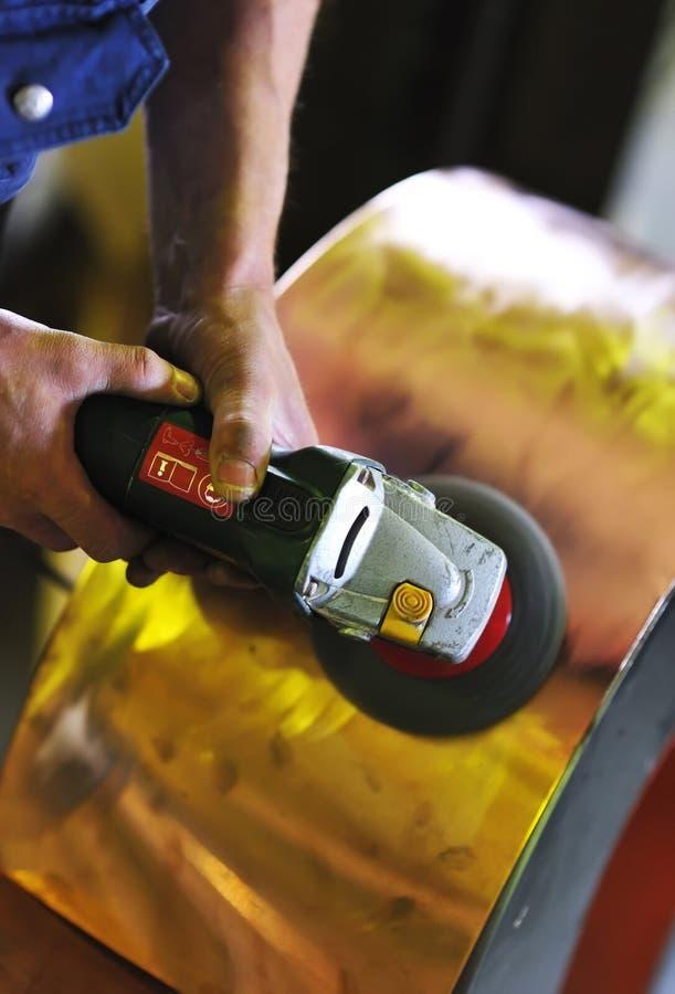 инструмент молотилки стоковое фото rf