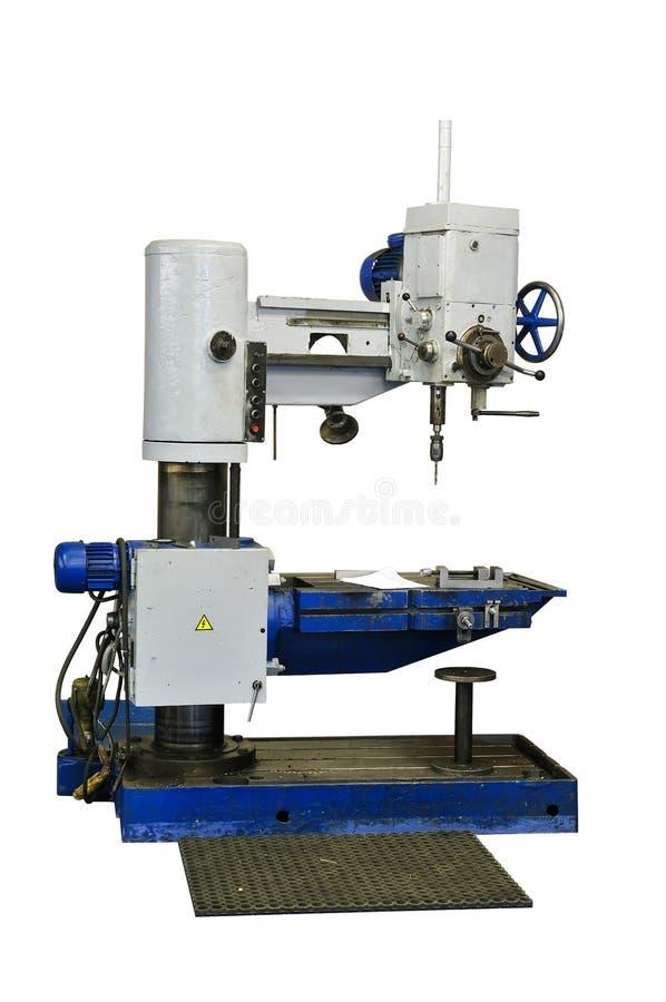 инструмент сверла промышленный стоковое фото