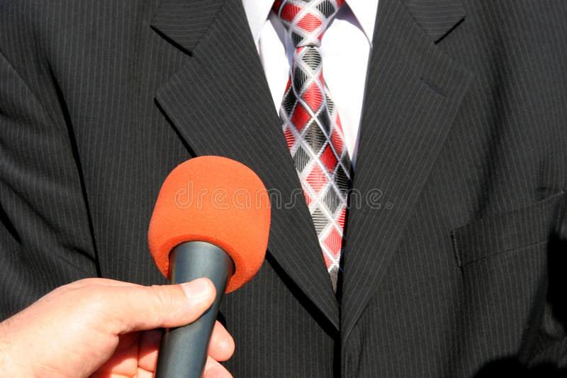 интервью tv