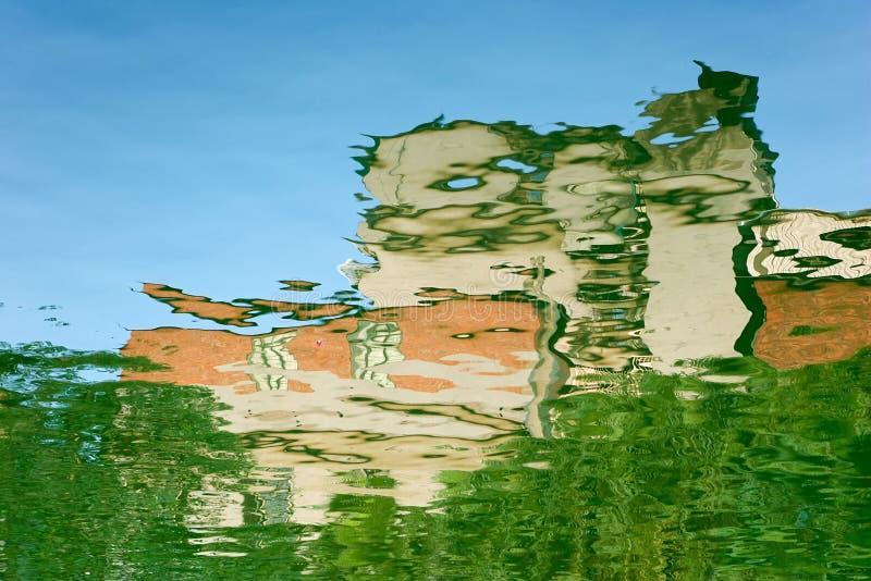 интересное отражение стоковое фото rf