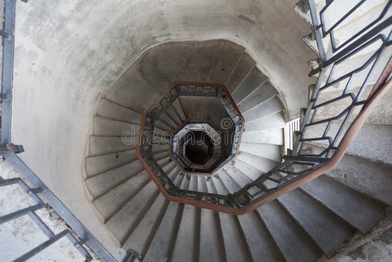 Интересный внутренний взгляд маяка como Ломбардия стоковые изображения