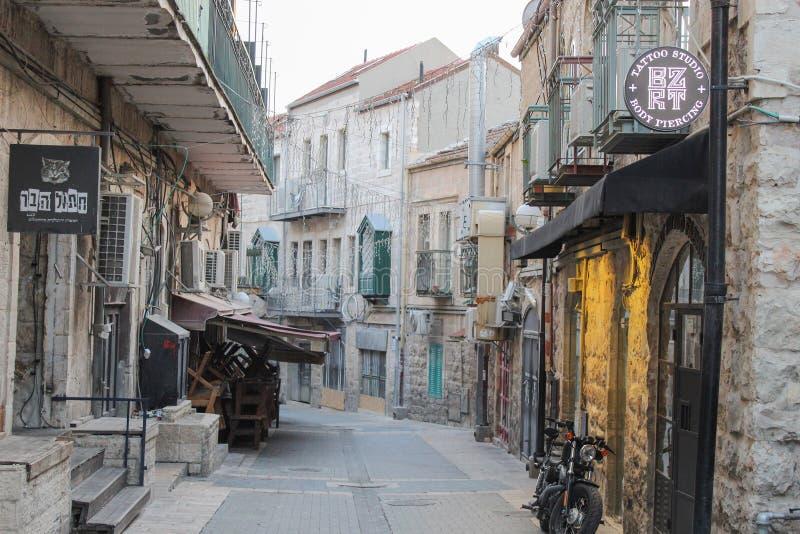 Интерес Иерусалим стоковые фотографии rf