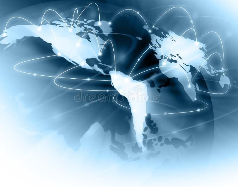 интернет самой лучшей принципиальной схемы дела conc гловальный стоковое фото