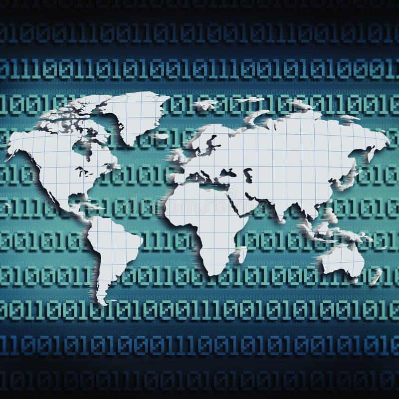 Download интернет связей гловальный иллюстрация штока. иллюстрации насчитывающей идея - 40591309