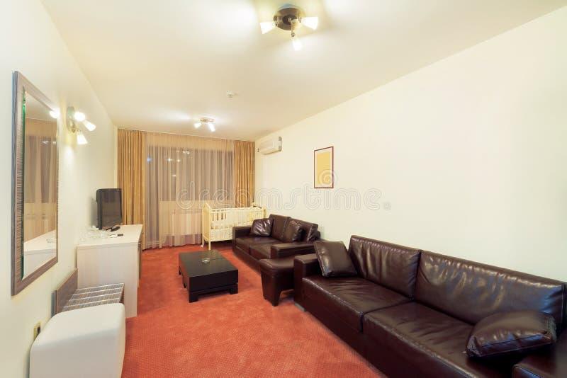 Интерьер квартиры стоковая фотография rf
