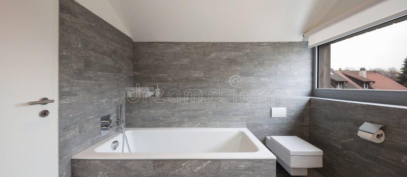 Интерьер дома, ванная комната стоковые фото