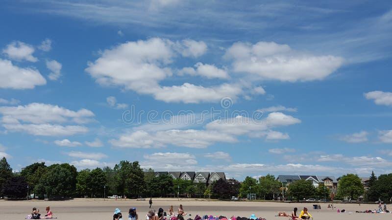 Интерьер пляжа House стоковые изображения