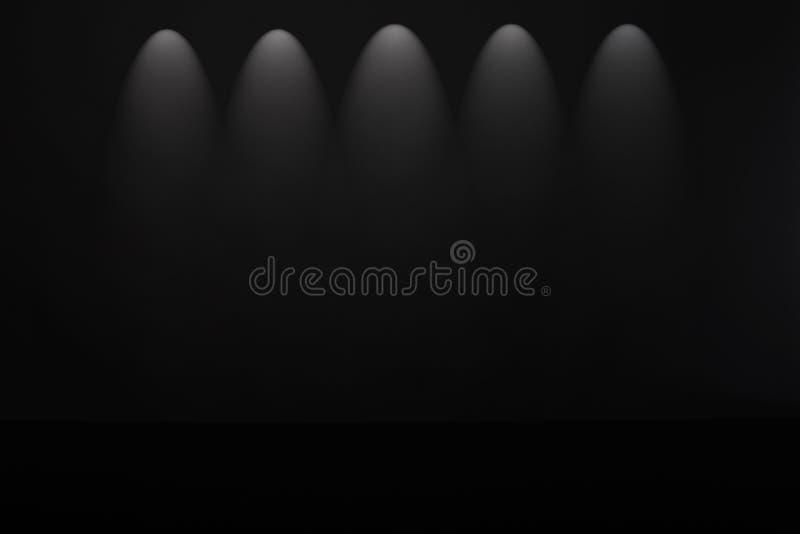 Интерьер студии фары стоковое фото rf