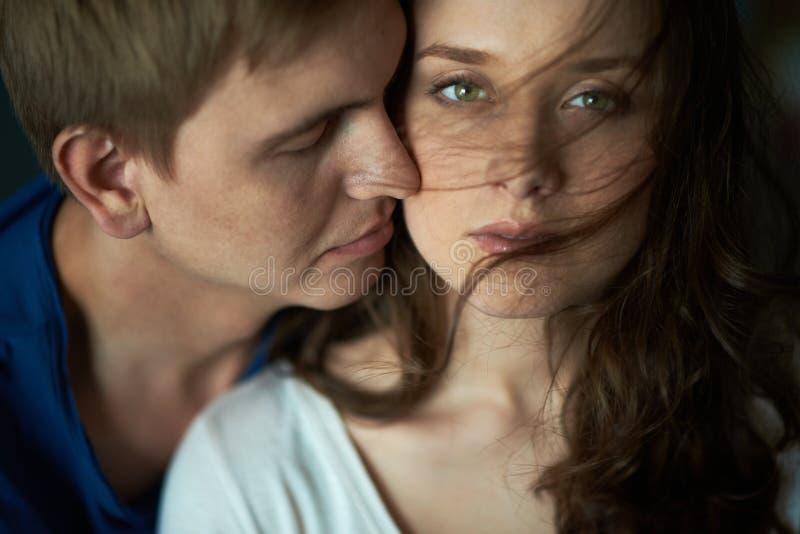 Интимность стоковые фото