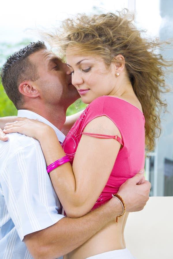 интимность стоковое изображение