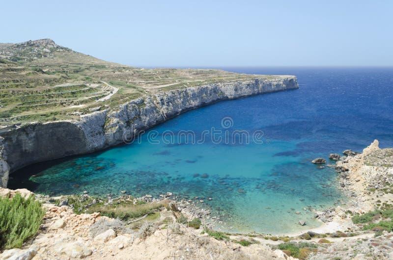 Инфракрасн-rih Fomm - Мальта стоковые фотографии rf