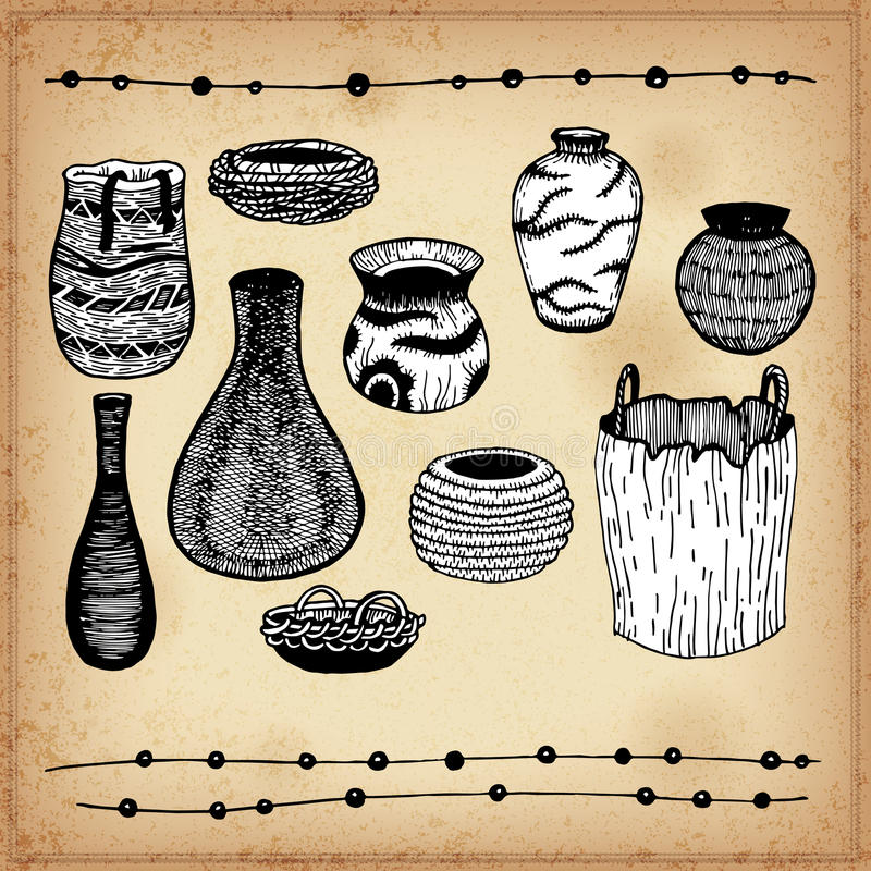 Индейцы изделий Северной Америки бесплатная иллюстрация