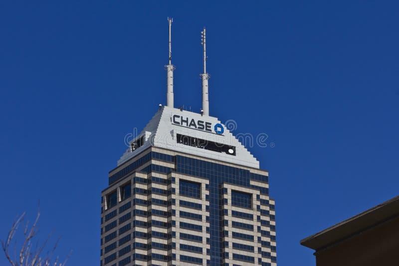 Индианаполис - около март 2016: Банк гоньбы i стоковое изображение