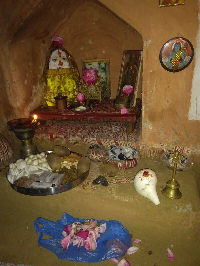 Индийские боги стоковая фотография