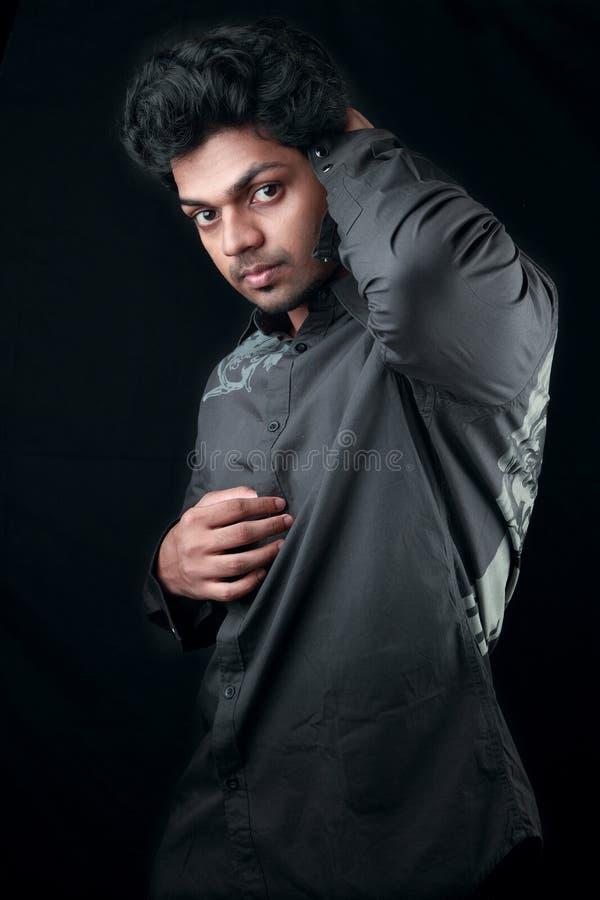 индийские детеныши человека стоковые фотографии rf