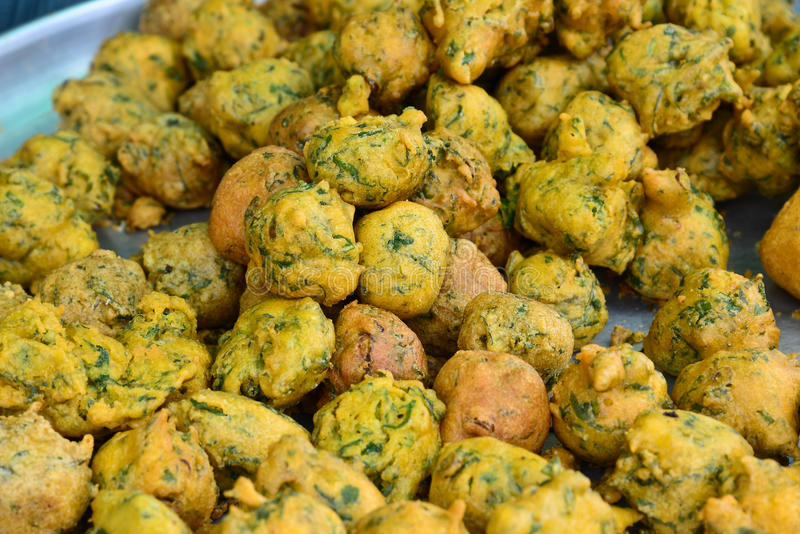 Vegetable Pakora стоковая фотография