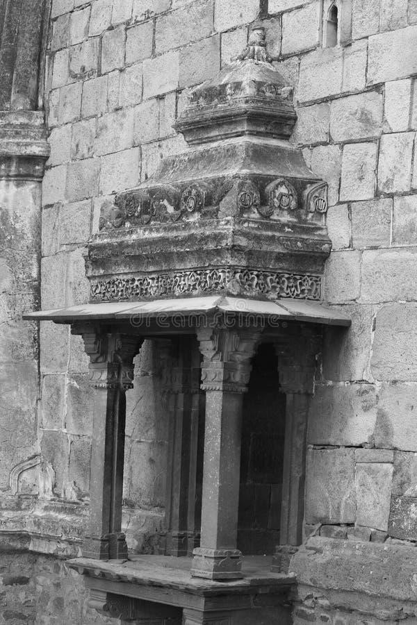 Индийский форт стоковые фотографии rf