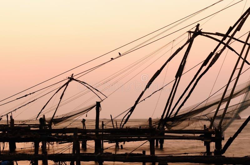 Индия, Cochin стоковое изображение